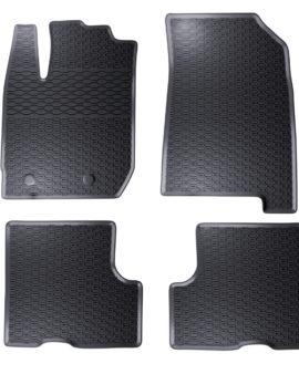 Dywaniki gumowe czarne Geyer – Hosaja Dacia Duster II (2018 – X)